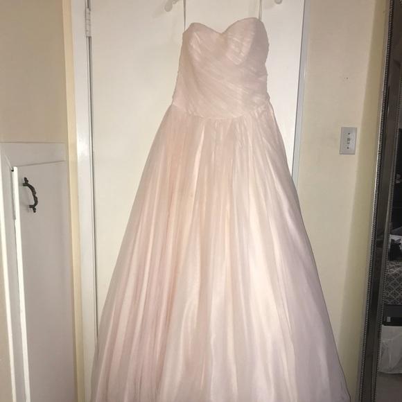 David S Bridal Dresses Beautiful Ball Gown Wedding Dress Poshmark